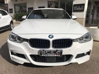BMW 320 D Touring Msport AUTOMATICO/TETTO 190cv Usata
