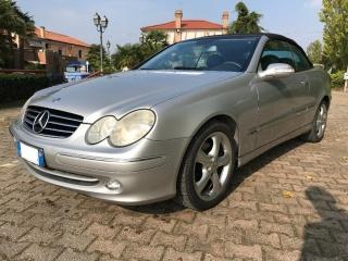 Mercedes Classe CLK (C/A209)                      Usato CLK 320 cat Cabrio Avantgarde