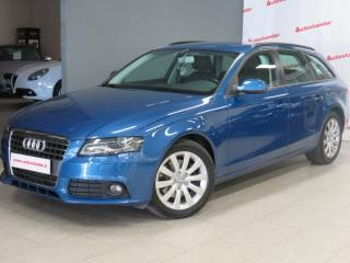 Audi a4 4 usato a4 avant 2.0 tdi 143cv f.ap. quattro