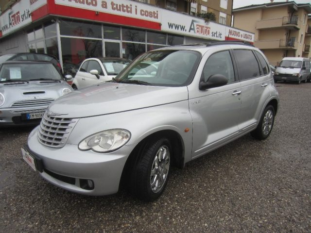 CHRYSLER PT Cruiser Argento metallizzato