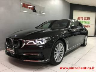 BMW 740 E IPerformance Steptronic Eccelsa Full Usata