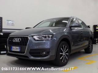 Audi q3 usato 2.0 tdi 177cv quattro s tr. adv. plus