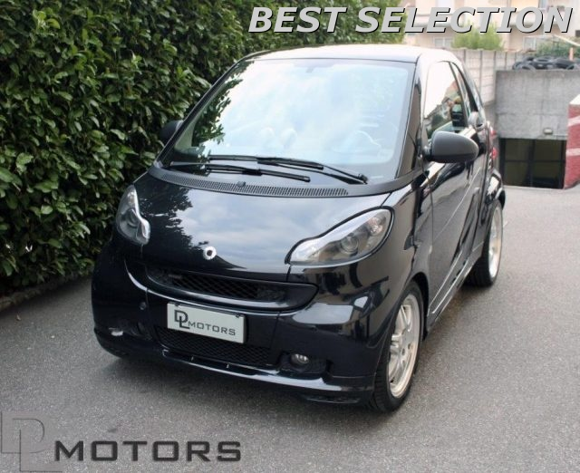 SMART ForTwo Nero pastello