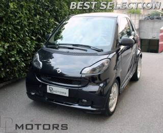 Smart fortwo 2 usato fortwo 1000 72 kw coupé brabus xclusive