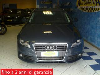 Audi A4 4 Usato A4 Avant 2.0 TDI 170CV F.AP. Advanced