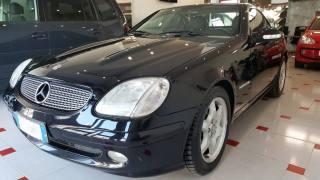 Mercedes classe slk usato slk 200 cat kompressor evo