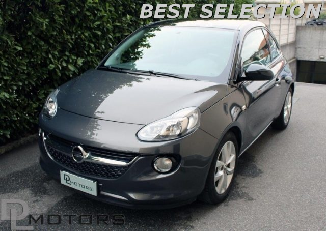 OPEL Adam Antracite pastello