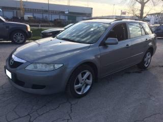 Mazda mazda6 usato 6 2.0 cd 16v 136cv wagon l&b