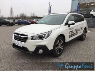 Subaru outback nuovo new model 2.5i lineatronic premium...