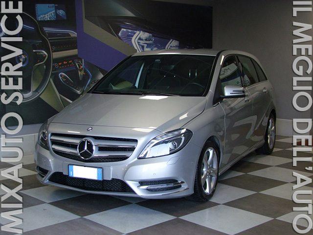 MERCEDES-BENZ B 200 CDI 136cv Premium AUT EU5 Immagine 0