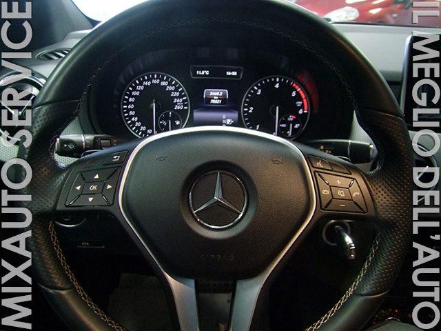 MERCEDES-BENZ B 200 CDI 136cv Premium AUT EU5 Immagine 2