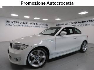 BMW 123 D Coupé Futura Usata