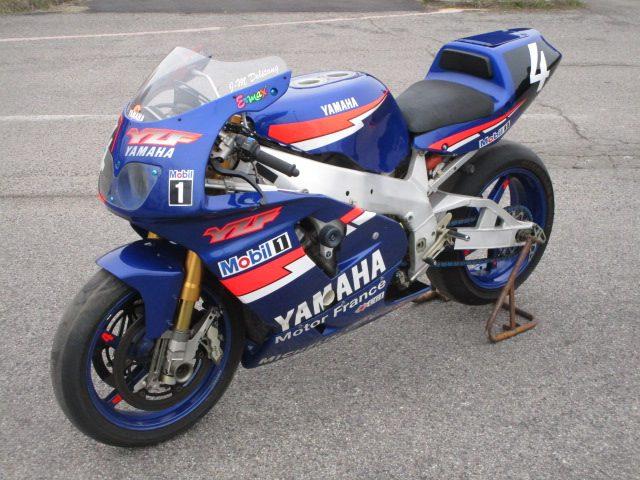 YAMAHA YZF 750 SP ENDURANCE 1997 Immagine 0