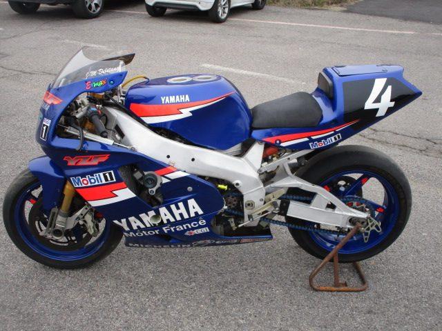 YAMAHA YZF 750 SP ENDURANCE 1997 Immagine 1