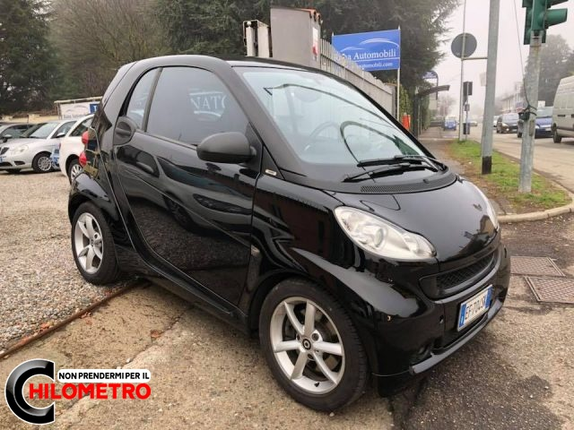 SMART ForTwo Nero perlato