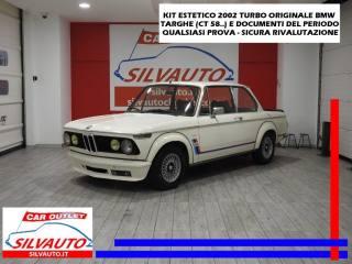 BMW 2002 1502 KIT ESTETICO 2002 TURBO ORIGINALE BMW Usata