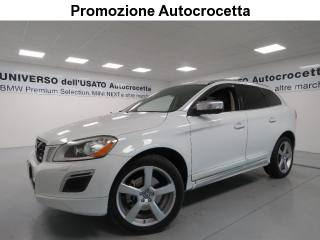 Volvo xc60 usato d5 awd geartronic r-design
