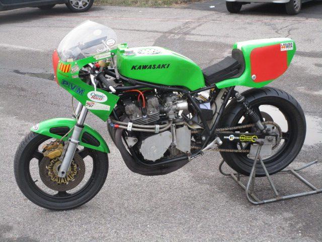KAWASAKI Z 1000 (1977 - 84) R MORIWAKI 1980 Immagine 3