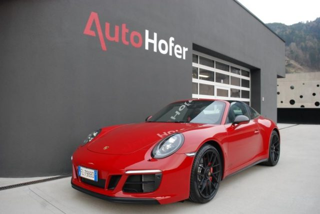 PORSCHE 991 3.0 Targa 4 GTS Full LED PDK 20 Immagine 2