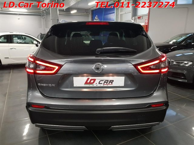 "NISSAN Qashqai 1.2 DIG-T NUOVO N-Connecta NAVI+C.18""+TETTO PANOR 0 km 4"