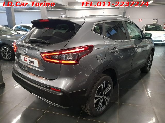 "NISSAN Qashqai 1.2 DIG-T NUOVO N-Connecta NAVI+C.18""+TETTO PANOR 0 km 3"