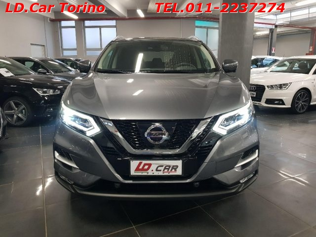 "NISSAN Qashqai 1.2 DIG-T NUOVO N-Connecta NAVI+C.18""+TETTO PANOR 0 km 2"