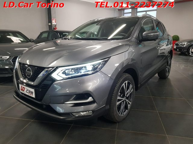 "NISSAN Qashqai 1.2 DIG-T NUOVO N-Connecta NAVI+C.18""+TETTO PANOR 0 km"