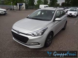 Hyundai i20 nuovo 1.2 75cv 5p blackline p.consegna