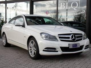 Mercedes Classe C Coupé Usato C 220 CDI BlueEFFICIENCY Coup