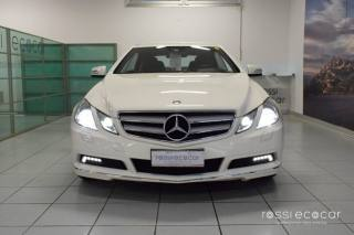 Mercedes classe e coupé usato e 220 cdi coup