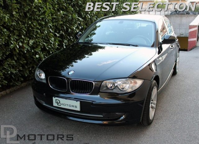 BMW 116 Nero pastello