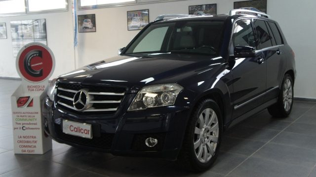 MERCEDES-BENZ GLK 200 Blu scuro metallizzato