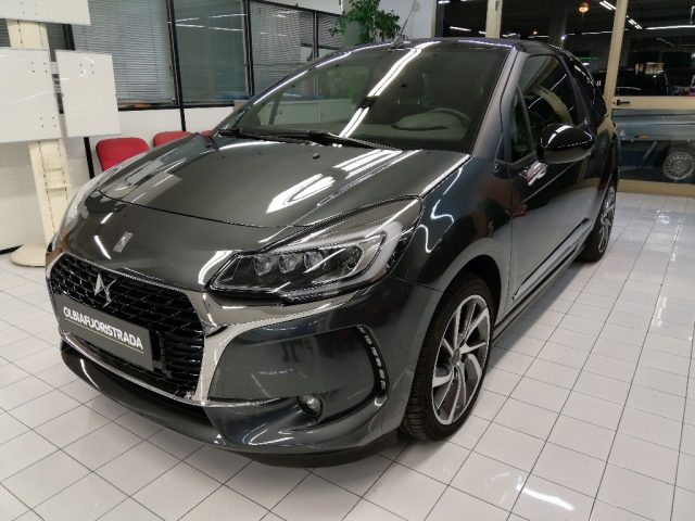 DS DS 3 Antracite metallizzato