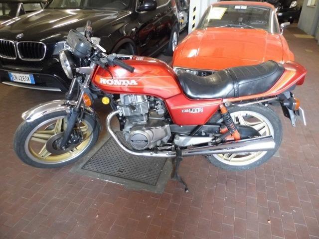 HONDA CB 400 N Naked Immagine 1