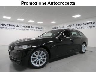 BMW 525 D XDrive Touring Modern Auto EURO 6 Usata