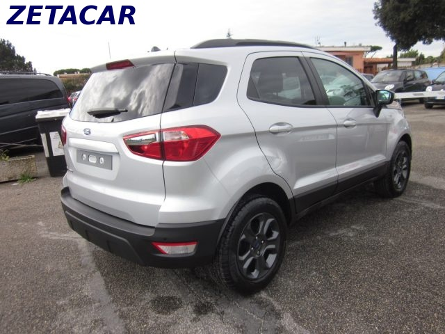 FORD EcoSport 1.0 ECOBOOST 100 CV CONNECT * NUOVE * Immagine 2