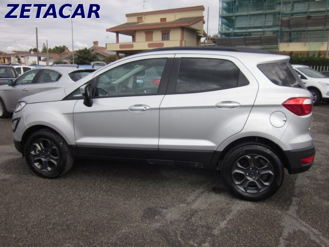 FORD EcoSport 1.0 ECOBOOST 100 CV CONNECT * NUOVE * Immagine 4