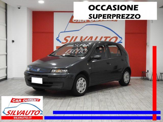 FIAT Punto 1.9 JTD 5 porte 85CV 168264 km