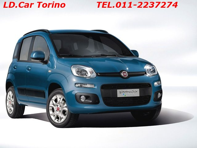 FIAT New Panda 1.2 Lounge 34122 km