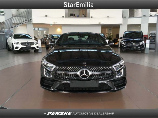MERCEDES-BENZ CLS 350 d 4Matic Premium Immagine 1