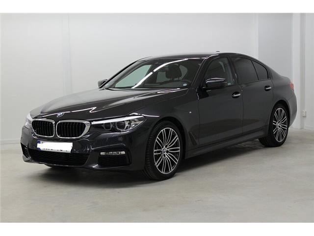 BMW 520 D XDrive  M-Sport 48V MILDHYBRID + gancio tra Immagine 0