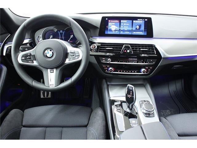 BMW 520 D XDrive  M-Sport 48V MILDHYBRID + gancio tra Immagine 1