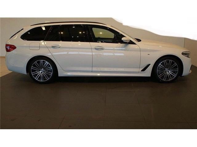 BMW 520 D XDrive Touring M-Sport 48V MILDHYBRID + gancio Immagine 1