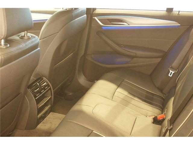 BMW 520 D XDrive Touring M-Sport 48V MILDHYBRID + gancio Immagine 4