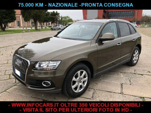 AUDI Q5 MARRAKESH BROWN metallizzato