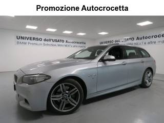 BMW 525 D XDrive Touring Msport Auto EURO 6 Usata