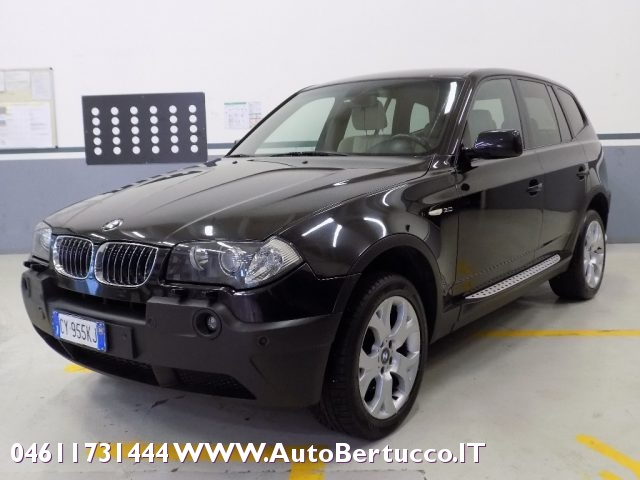 BMW X3 3.0d cat Eletta - Cambio aUt. 253675 km