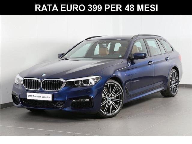 BMW 520 D XDrive Touring M-Sport 48V MILDHYBRID + gancio Immagine 0