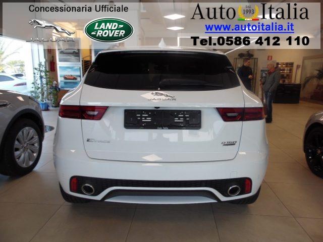 JAGUAR E-Pace 2.0D 150 CV AWD aut. R-Dynamic S 59500? listino Immagine 2