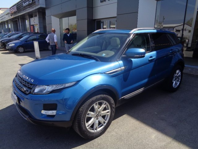 LAND ROVER Range Rover Evoque 2.2 Sd4 Pure Tech Pack 130000 km